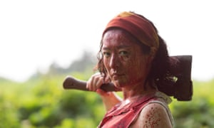 One Cut of the Dead, directed by Shini'chirô Ueda