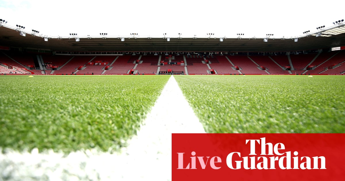 Southampton v Liverpool, Everton v Watford and more – live clockwatch!