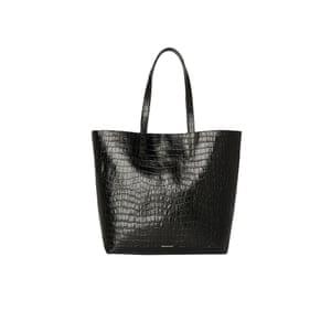 Mock croc bag, £169, whistles.com