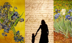 No vortex of despair … Meet Vincent van Gogh Experience.