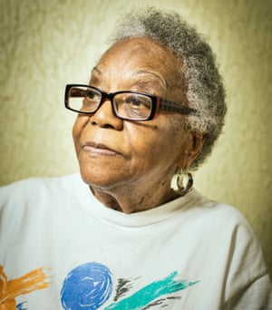 Johnnie Mae Austin, whose grandfather was 'Creek to the bone,' is a plaintiff in the Creek Freedmen suit.