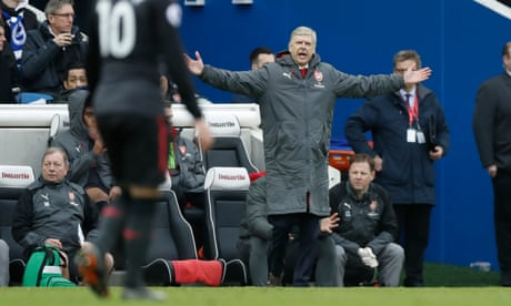Arsène Wenger insists he is 'still the right man for the job' at Arsenal