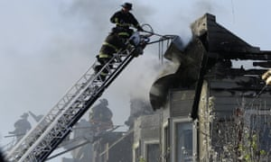 Fire captain in January recommended officials consider shutting the building down immediately, 'due to the danger to life safety'.