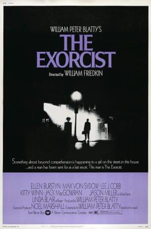 The Exorcist, 1973.