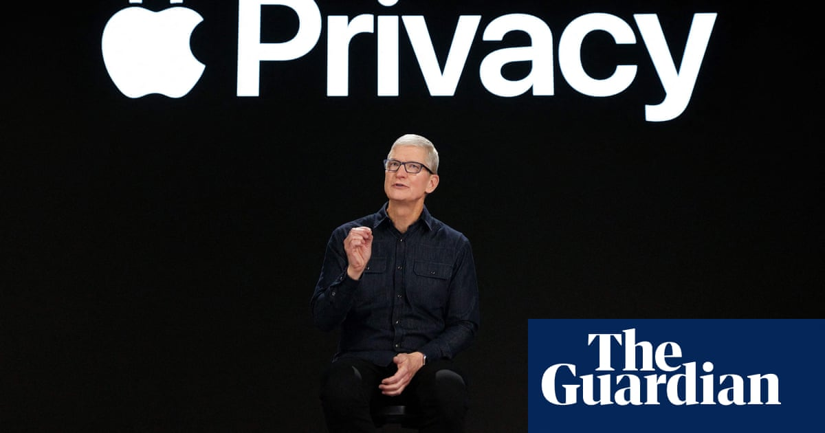 Apple's new 'private relay' feature to be withheld in China