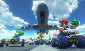 Mario Kart 8: a great place to start your video game racing career