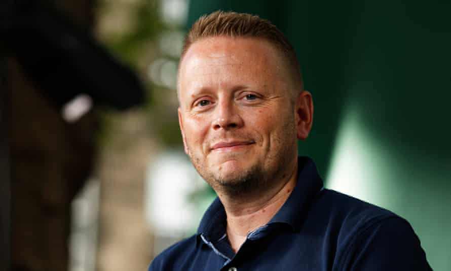 Patrick Ness … 'If a book doesn't hold your interest, it's probably the book's fault.'