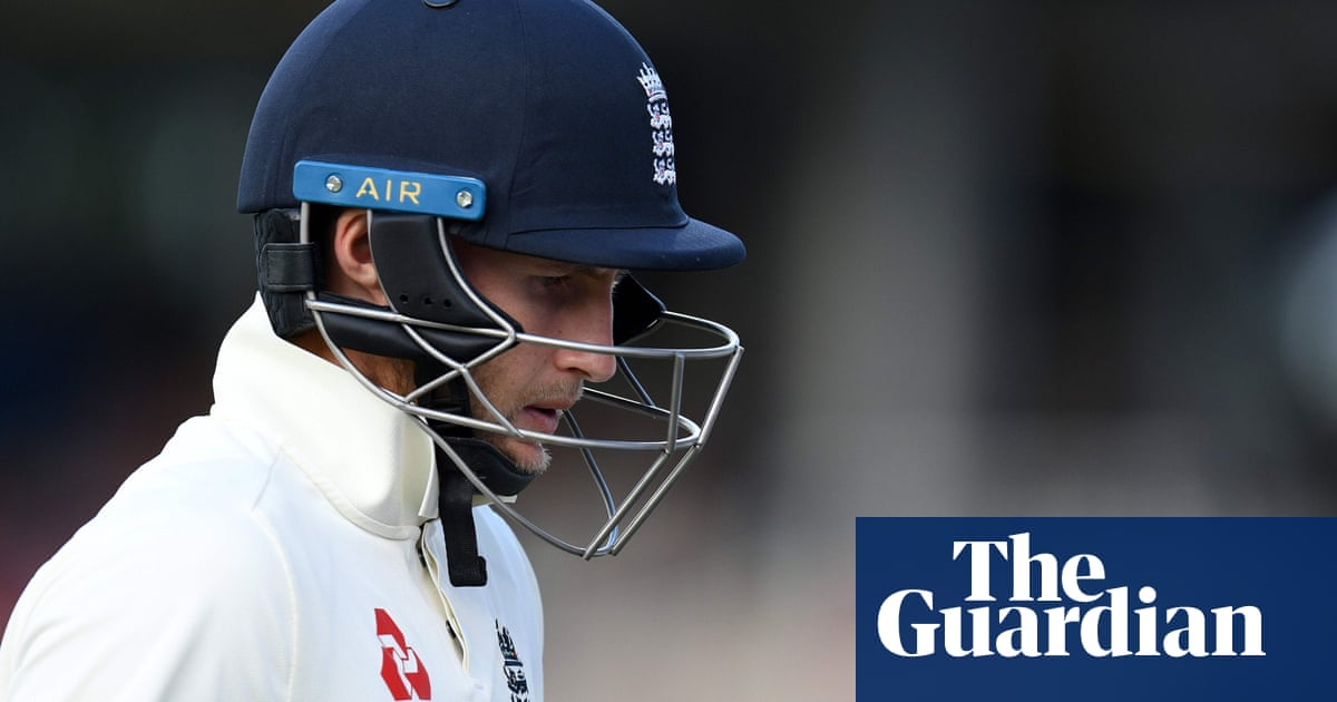Captaincy burden may be robbing England of Joe Root's greatest asset | Vic Marks