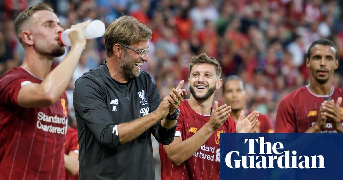 Jürgen Klopp confident Liverpool will improve despite lack of new signings