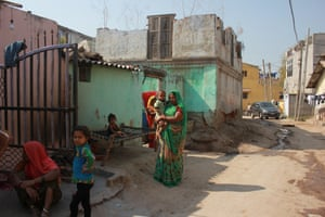 Bhavanpur village, about 15km west of Ahmedabad, is resisting the state government's efforts to urbanise.