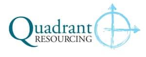 Quadrant resourcing logo Nov 2016