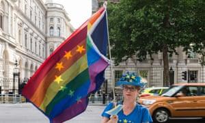 Pro-EU protest