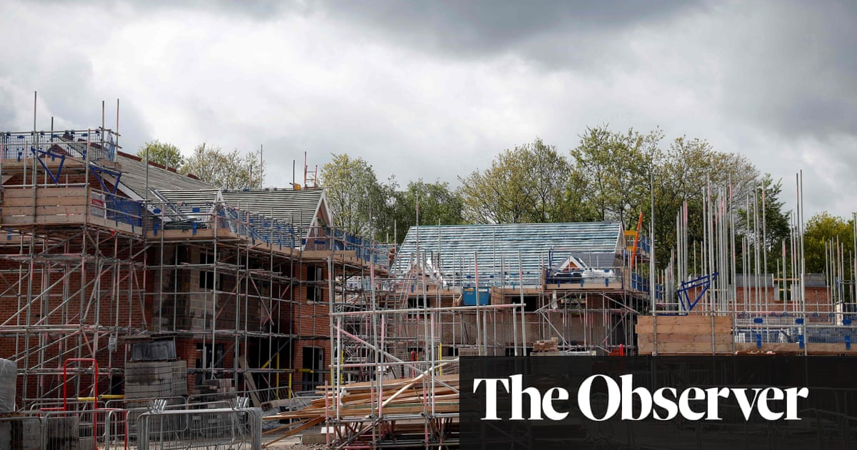 Tories' manifesto pledge to build 300,000 houses a year now 'almost impossible'
