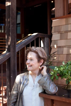 "Chef Alice Waters: ""My daughter and I are figuring out ways to be around each other, but we definitely come together around food."""