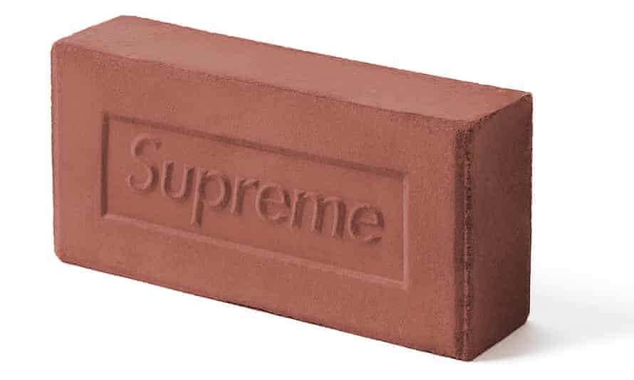 The Supreme brick.