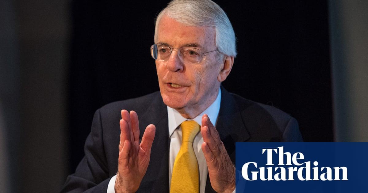 John Major: universal credit could result in backlash like poll tax