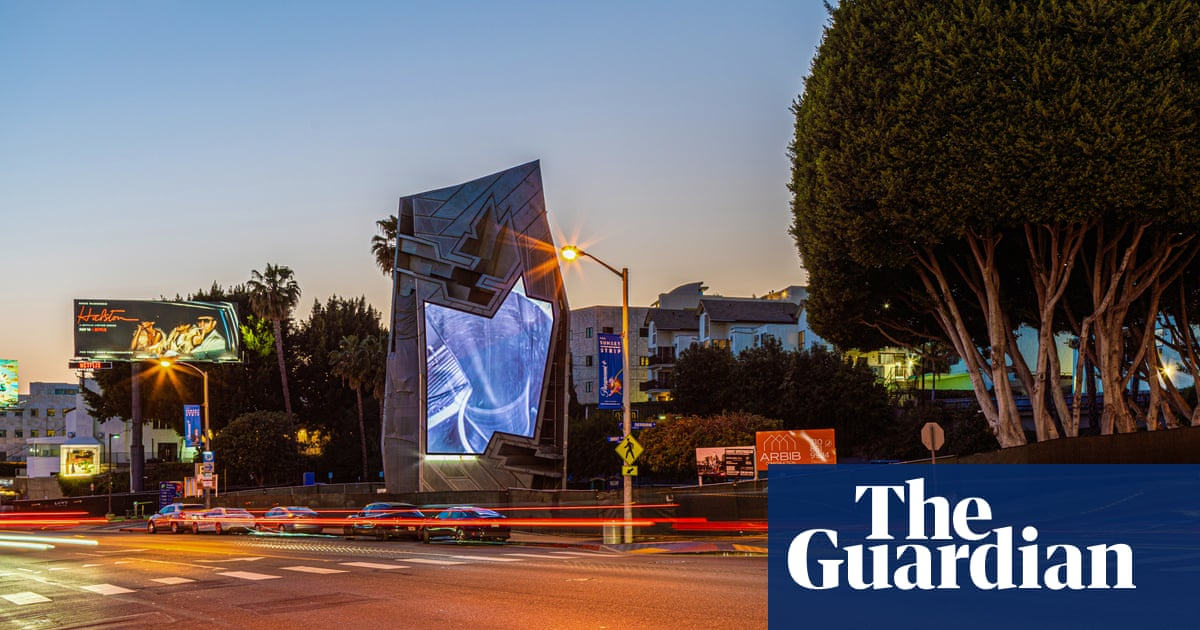 'This is exciting for artists': is this project the future of billboards?