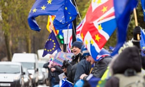 Stop Brexit protest