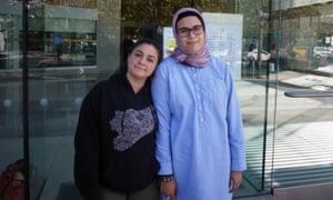 esra altun muslim hijab attack