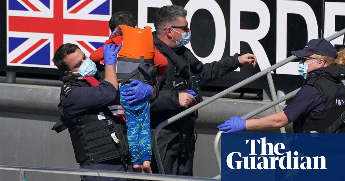 France accuses Patel of blackmail in row over Channel migrants