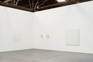 Robert Ryman review – more than simply pale and interesting | Art ...