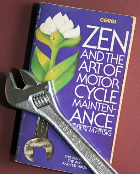 Zen and the Art of Motorcycle Maintentance was published in 1974.
