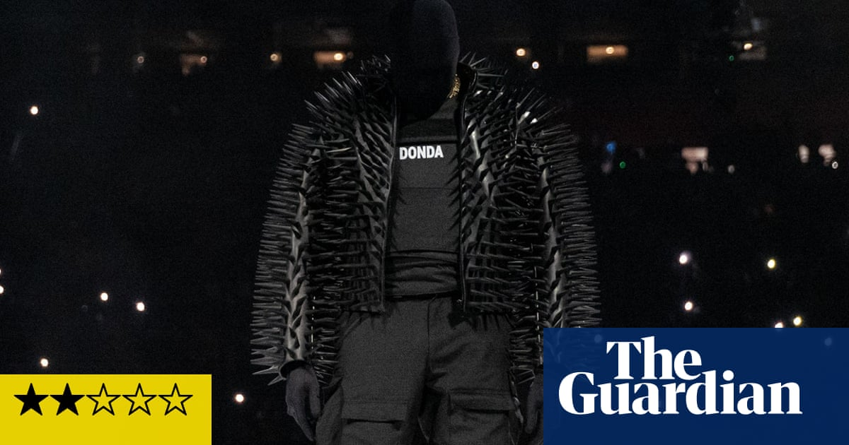 Kanye West: Donda review – misfiring lyricism from a diminished figure