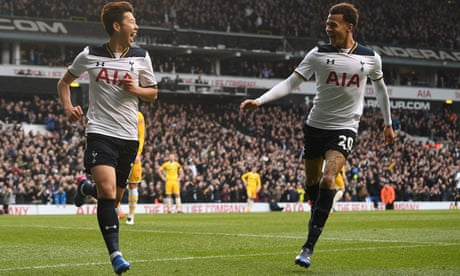 Son's hat-trick for Tottenham the perfect response to Millwall's idiot minority | Dominic Fifield