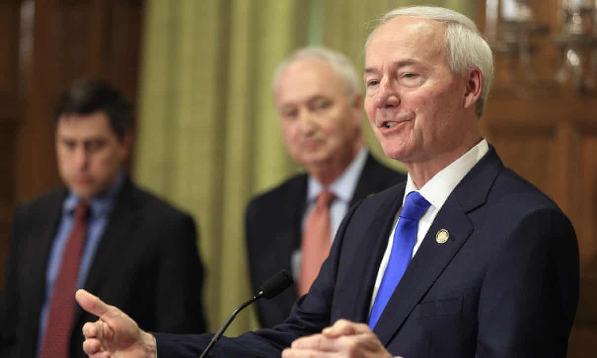 Arkansas Governor signed abortion ban