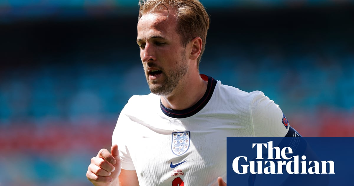 Harry Kane insists he's not undroppable as England prepare for Scotland match