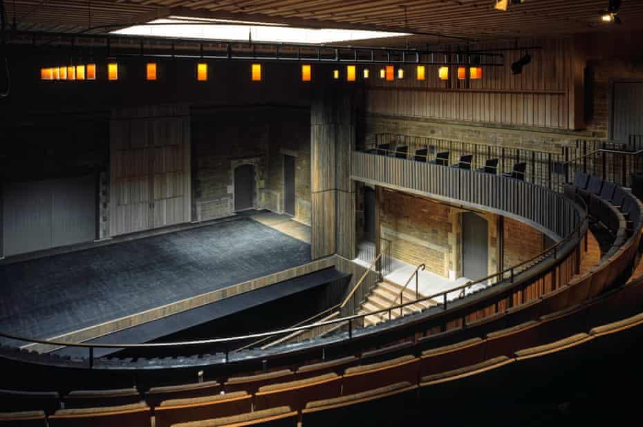 balcony Nevill Holt hall