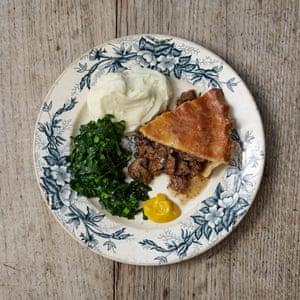 Gill Meller's venison pie