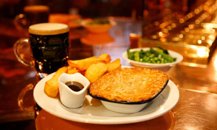 Pubs and bars are among the food businesses that Brakes supplies