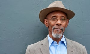 Poet and reggae artist Linton Kwesi Johnson photographed by Suki Dhanda for the Observer.