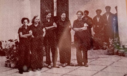 Daria and Mercedes Buxadé had travelled to Mallorca to work as nurses a month after the civil war broke out in 1936.