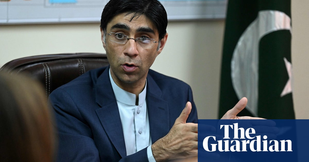 Pakistan's national security adviser urges west to engage with Taliban