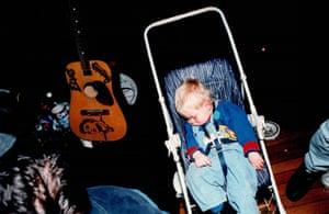 boy asleep 1995
