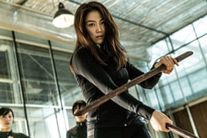 The Villainess review – overstuffed, overdone and riotous
