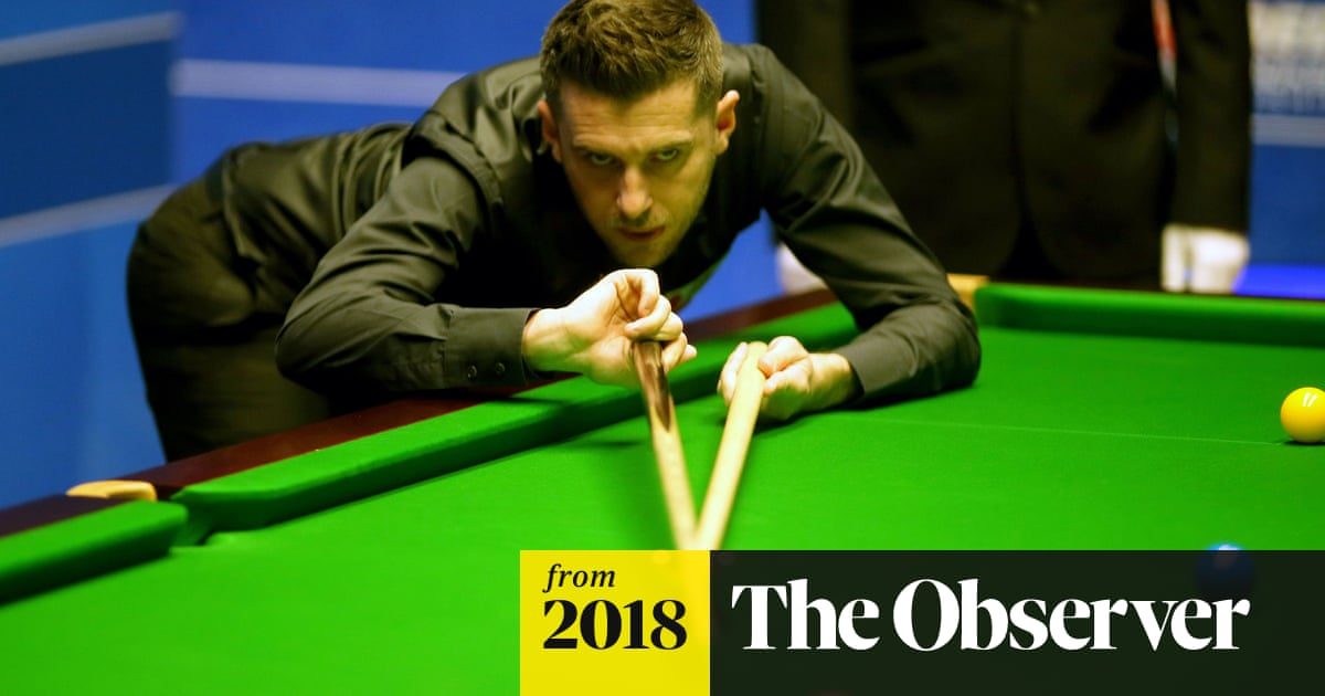 Defending world champion Mark Selby knocked out in first round by ...