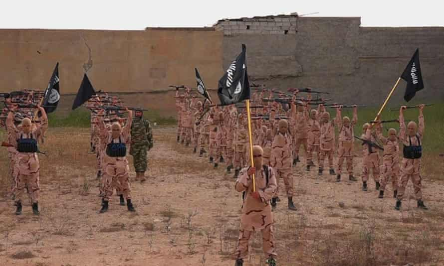 The 'caliphate cubs'