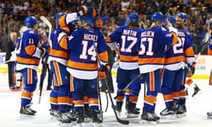 New York Islanders End 23 Year Nhl Playoff Series Drought With Ot