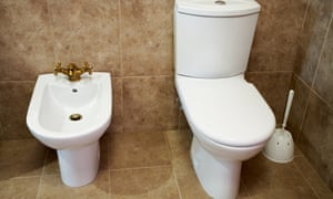 'There are so many ailments and substances that the bidet can heal and deal with effectively.'