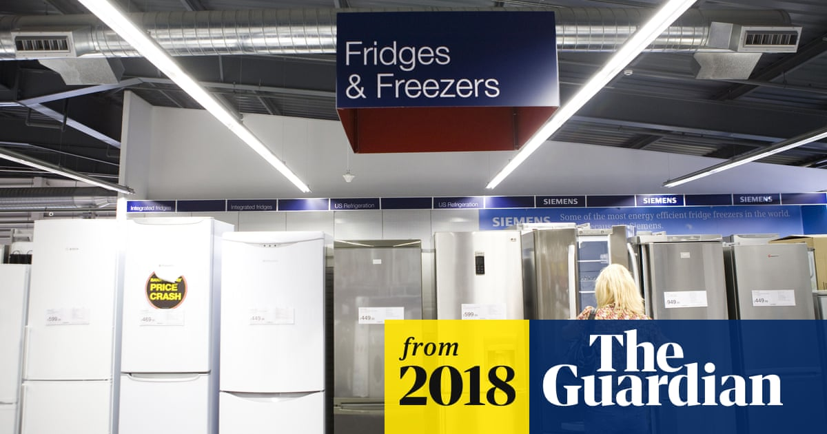 Which? names 250 fridges and freezers that pose fire risk | Business