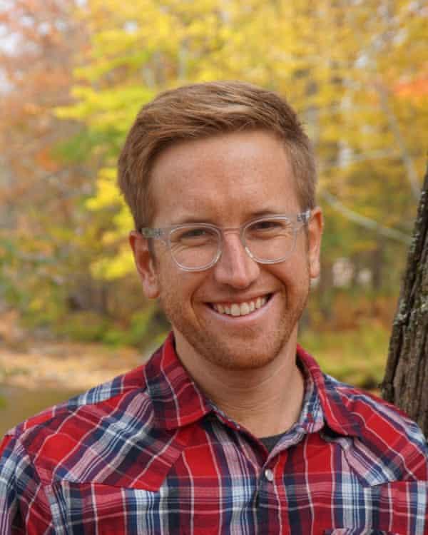 Jamie Henn, founder of Fossil Fuel Free Media.
