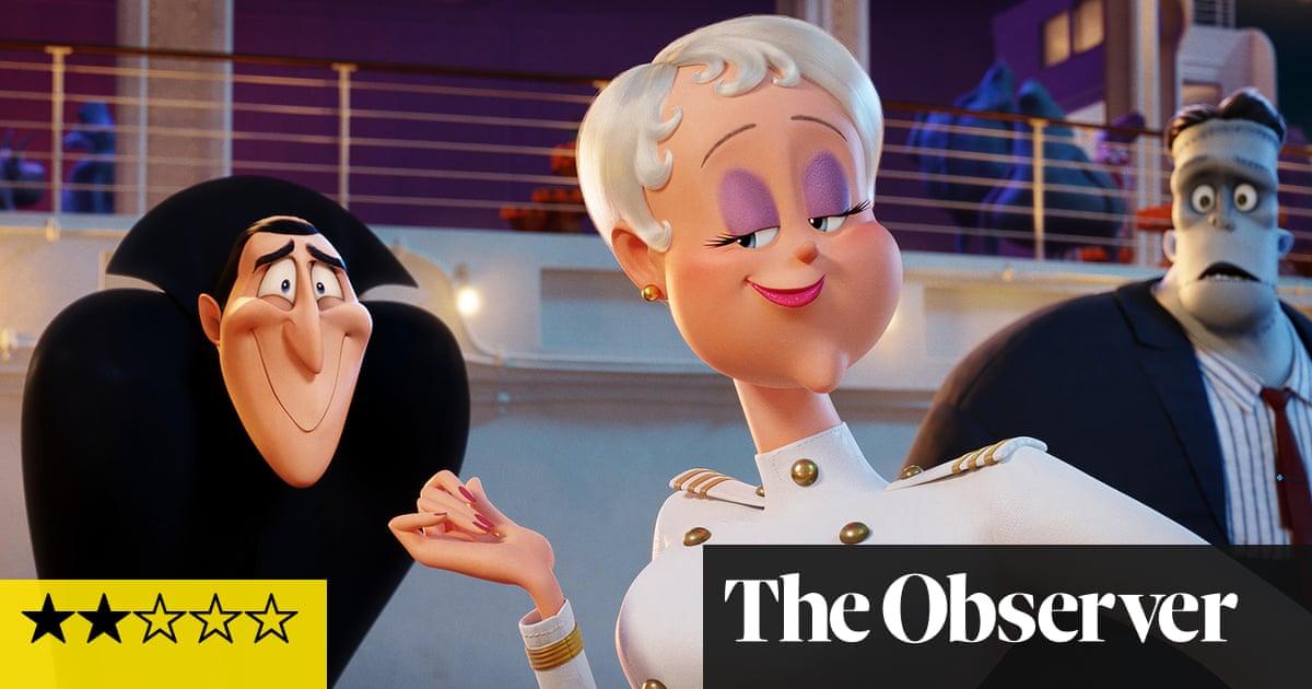 36e799997aa Hotel Transylvania 3  A Monster Vacation review – lacks bite