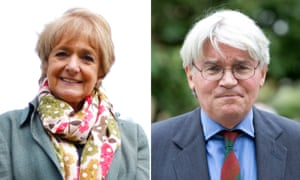 Margaret Hodge and Andrew Mitchell.