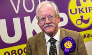Roger Helmer faces a demand from the European parliament over a bill close to £100,000.