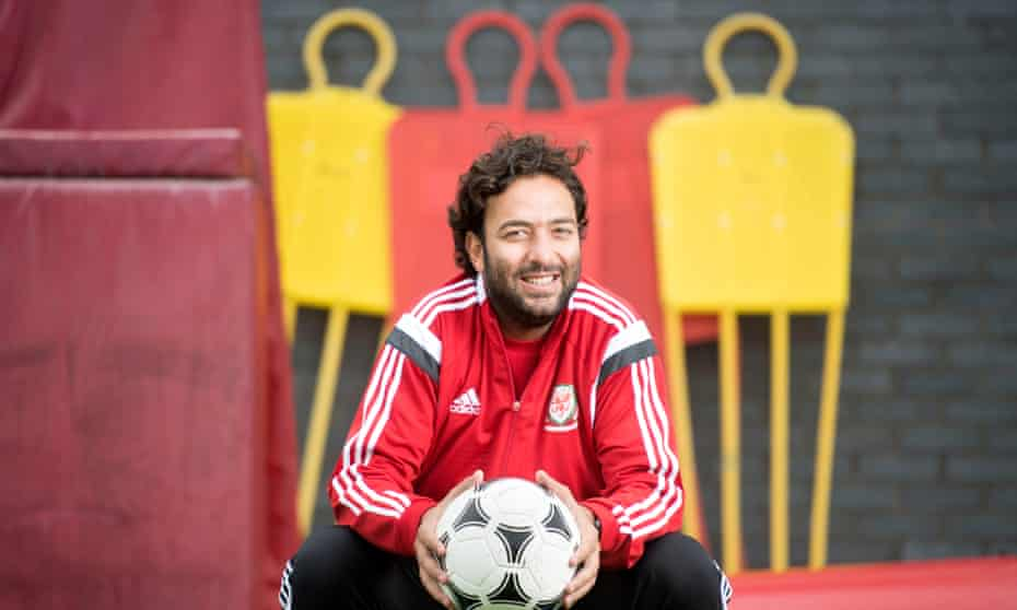 Mido finished his coaching A licence with the Welsh FA