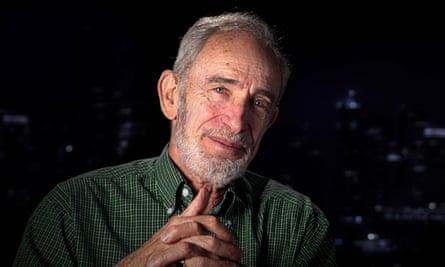 Prof Paul Ehrlich of Stanford University.