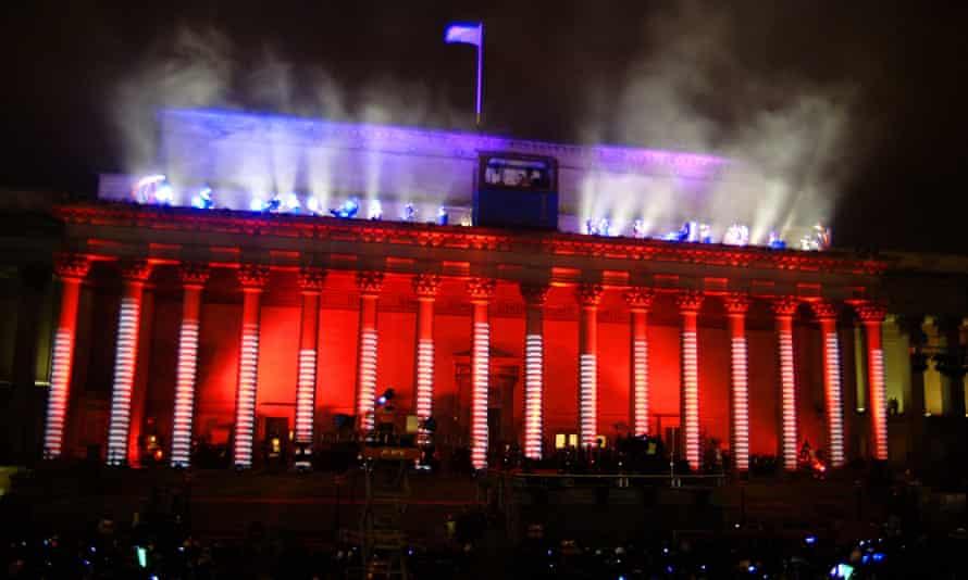 The city celebrates its European capital of culture status in 2008.